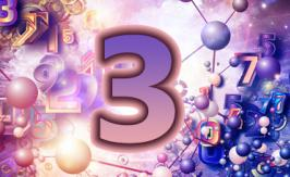 meaning of number 3