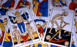 unpopular cards of tarot of marseille